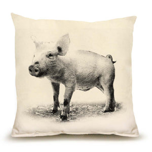 Eric & Christopher: Medium Piglet Pillow