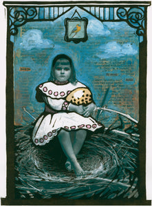 Lori Biwer Stewart: Fly Away Home Print