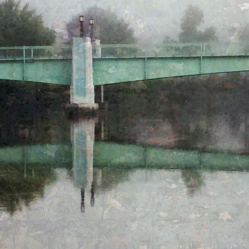 Sara Slee Brown: Foot Bridge