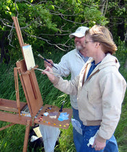 "Hans Eric Olson: ""Capturing the Light with Oils"" Oil painting Class Series"