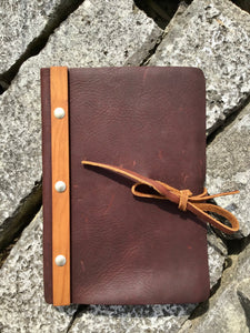 Leelanau Trading Co: Large Journal w/ Tie Closure