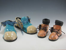 Richard Hess: Ceramic Shoes