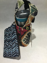 St. Claire Designs: The Ria Water Bottle Holder with Pouch