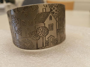Jan Kellogg: Introduction to Metal Etching Class