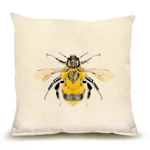 Eric & Christopher: Medium Bumblebee Pillow
