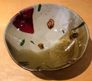 Mary Weisgram: Flared Serving Bowl