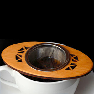 MoonSpoon: 'K' Design Tea Strainer
