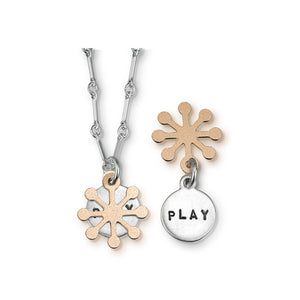 Kathy Bransfield: Pendant with Chain- Play