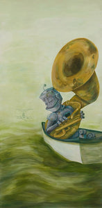 "Lauren Briere - Robots In Rowboats: ""Sousa Bot"""