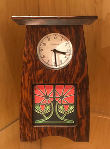 Schlabaugh & Sons: ACT-1 Clock w/4x4 tile