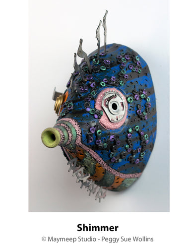 Peggy Sue Wollins: Shimmer