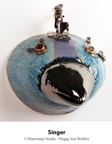 Peggy Sue Wollins: Singer