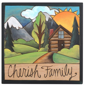 Sticks: Cherish Family