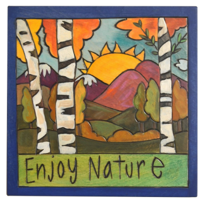 Sticks: Enjoy Nature (small)