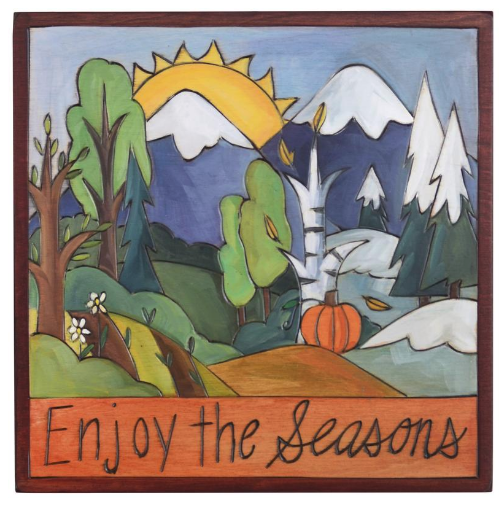 Sticks: Enjoy the Seasons