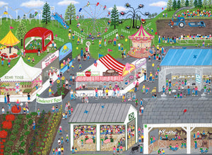 "Suzanne Aunan: ""County Fair"""