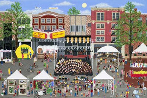 "Suzanne Aunan: ""Iowa City Arts Fest"""