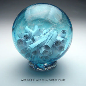 Henrietta Glass: Wishing Globe