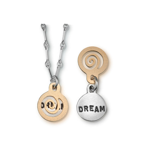 Kathy Bransfield: Pendant with Chain- Dream