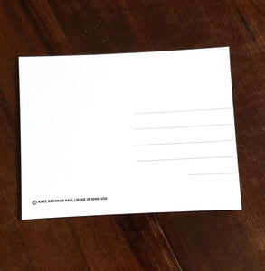 Kate Brennan Hall: Human Rights Postcards 10 Pack