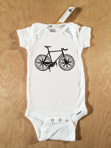 Elizabeth Stettler: Bicycle Onesie