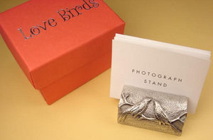 "Vilmain: ""Love Birds"" Photo Stand"