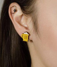 UnPossible Cuts: Beer Earrings