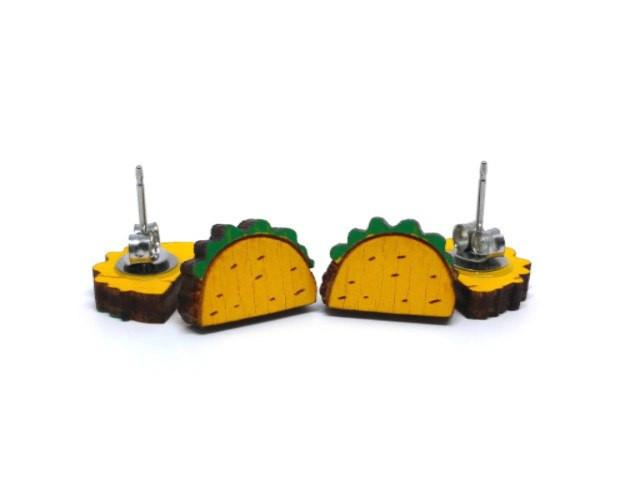 UnPossible Cuts: Taco Earrings