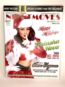 """Night Moves"" Magazine"