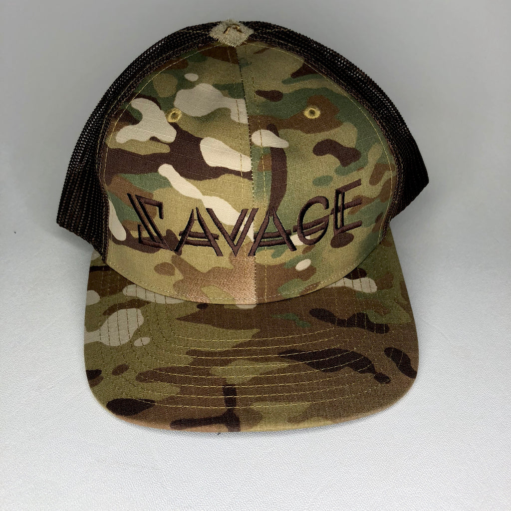SAVAGE Combat Trucker Hat