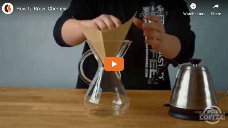 How to Brew: Chemex