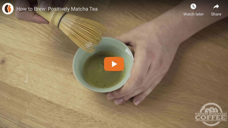 How to Brew: Positively Matcha Tea