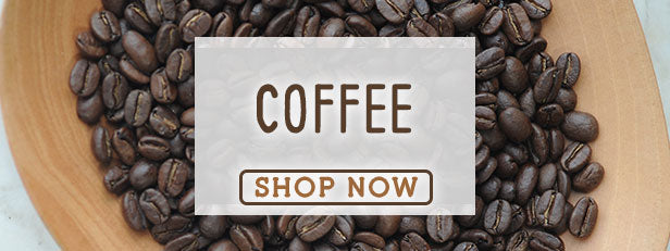 COFFEE - SHOP NOW