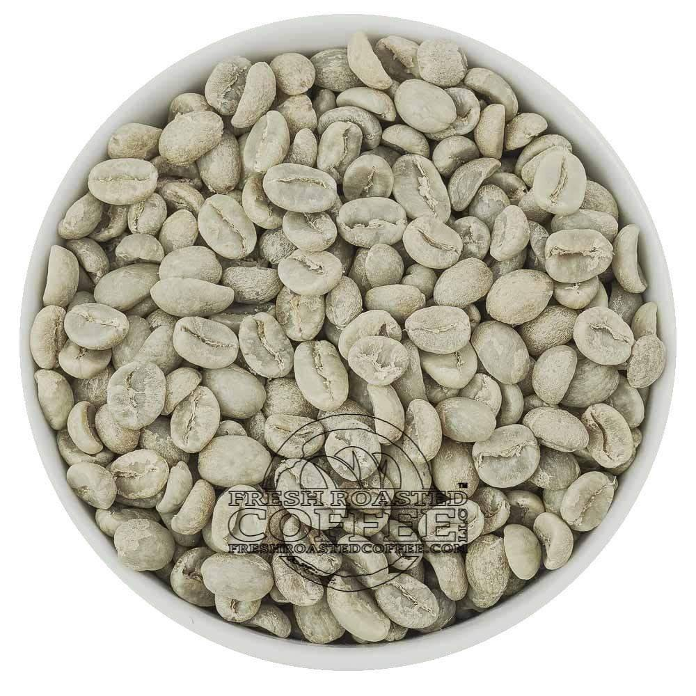Unroasted Colombian Nariño Green Coffee - Direct Trade
