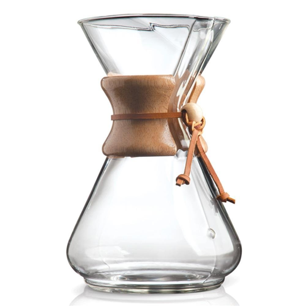 10 Cup Chemex classic coffee maker