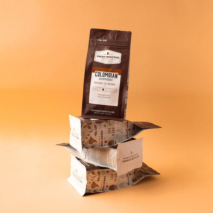 Colombian Supremo - Roasted Coffee