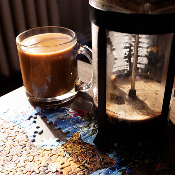 Lifestyle image of Bodum Java 8 Cup French Press