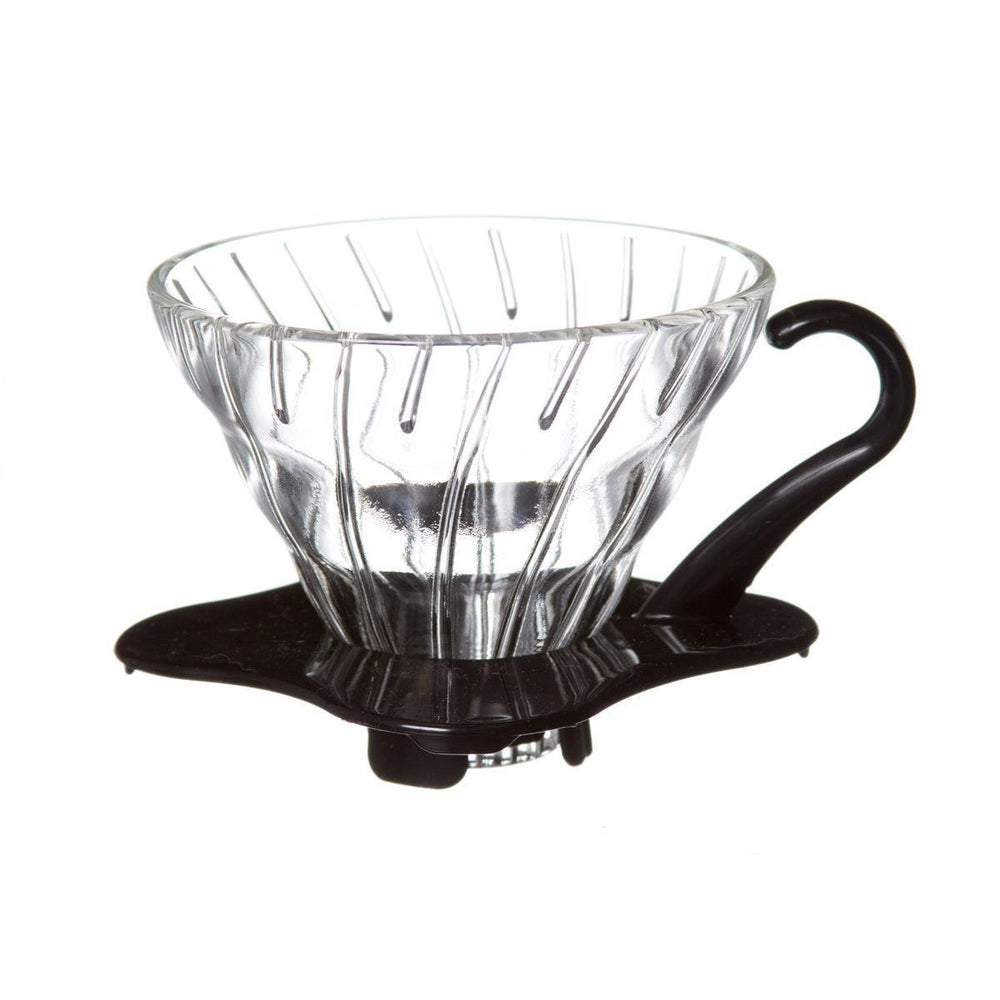 Hario® V60 Glass Coffee Dripper - Size 01