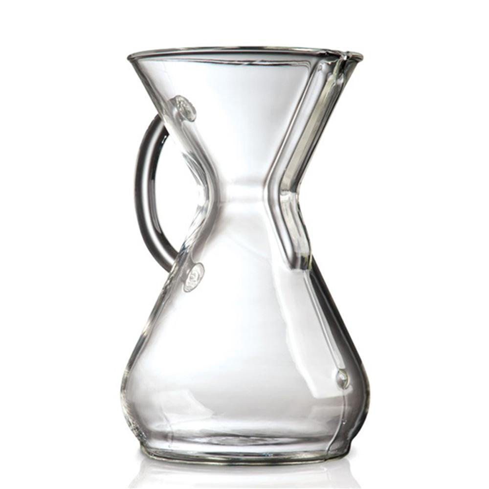 Chemex® Coffee Maker - 8 Cup Glass Handle