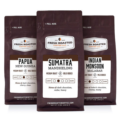 Tour of the Indo Pacific - Roasted Coffee Bundle