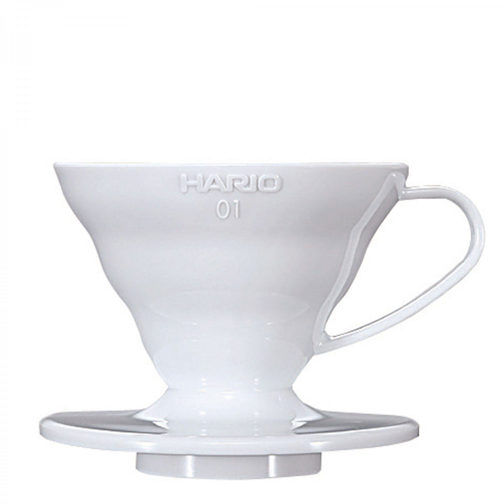 Hario® V60 Ceramic Coffee Dripper - Size 01