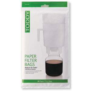 Toddy® Cold Brew Paper Filters - 20 Pack