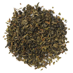 Organic Spearmint Green Tea