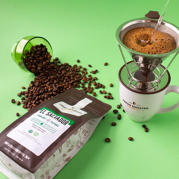 Stainless Steel Filter & Pour-over Dripper
