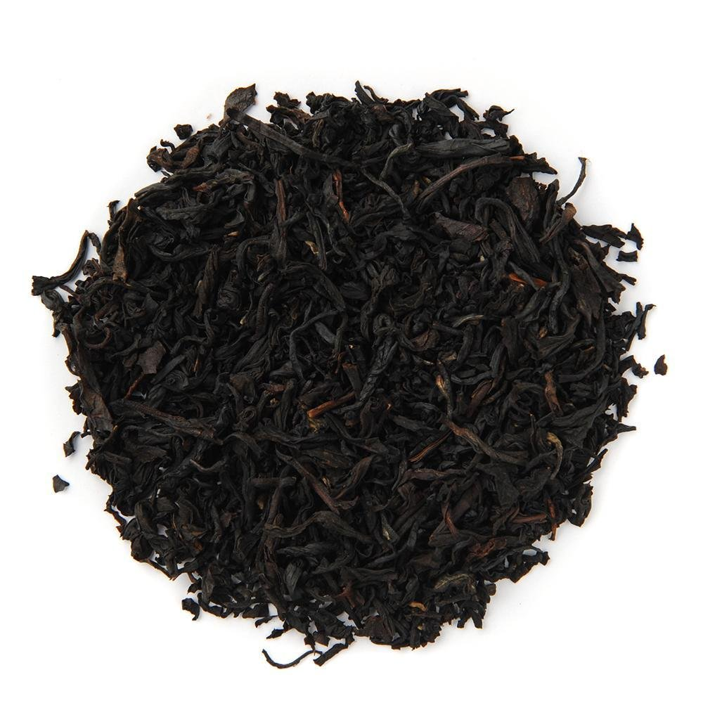 Pile of Butterscotch Black Tea.