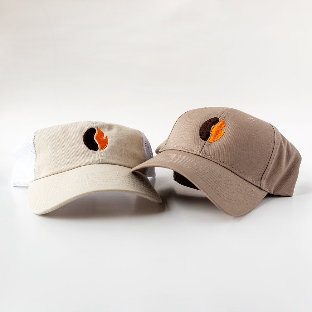 Soft Mesh FRC Bean Trucker Hat