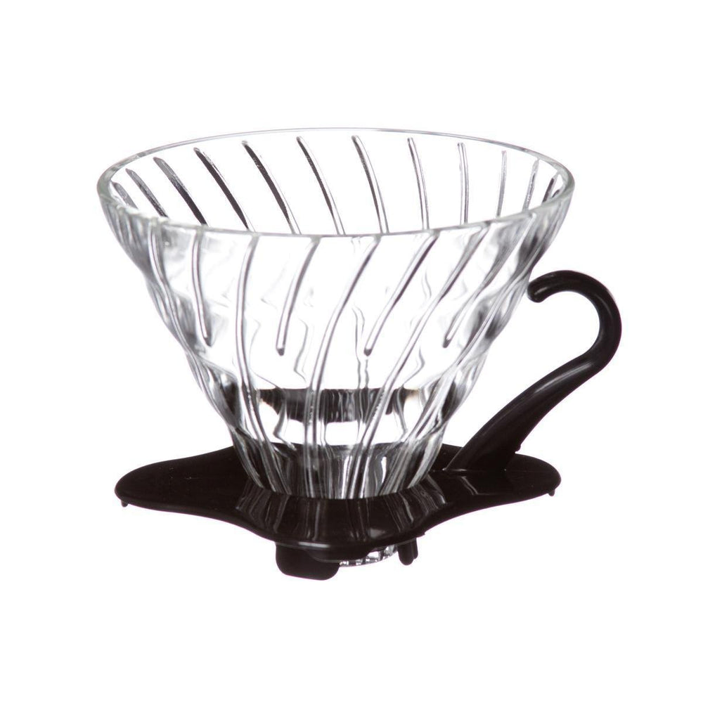 Hario V60 Glass Coffee dripper, size 02.