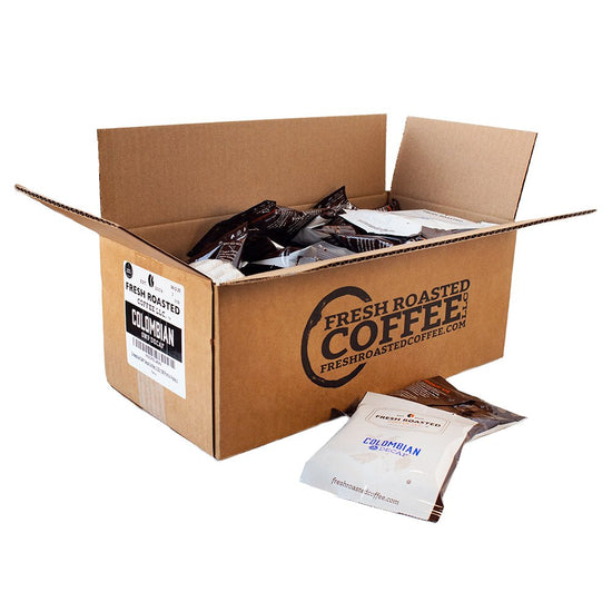 Colombian Swiss Water Decaf, 2.25 oz - Coffee Portion Packs