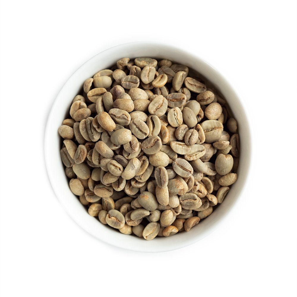 Organic Mexican Unroasted Coffee Beans
