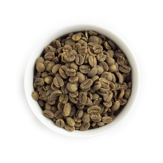 Organic Mexican Swiss Water Decaf - Green Unroasted Coffee